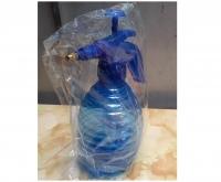 Bình Nhựa Tưới, Xịt Khí Nén Xoắn Tưới Cây Cao Cấp Dung Tích 1,5L - Màu Xanh Nước Biển