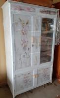 Tủ nhôm gương, rộng 1.1m x cao 1.9m