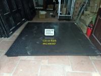 Cân sàn điện tử A12, Cân 1 tấn đến 15 tấn - 0912 490 007