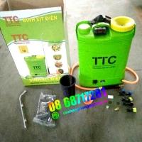 Bình xịt điện diệt côn trùng TTC 12L cho cây Thanh Long