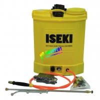 Bình phun xịt thuốc điện ISEKI-20L