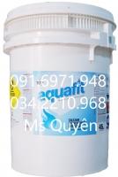 Bán chlorine aquafit 70% thùng cao Ấn Độ sát trùng ao nuôi giá sỉ