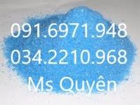 Bán phèn xanh, đồng sulphate, CuSO4 nguyên liệu Đài Loan diệt ký sinh trùng hiệu quả, giá sỉ