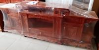 Kệ Tivi gỗ Xoan Đào 220x40cm