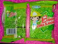 Bim bim Bánh Đậu Xanh, thùng 300 gói (26g/gói)!
