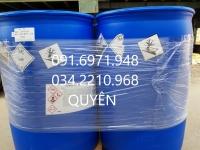 Bán glutaraldehyde 50% nguyên liệu sát trùng ao nuôi hiệu quả, giá sỉ