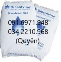 EDTA 2 Muối Hà Lan-Dissolvine Na2 khử phèn, kim loại nặng ao nuôi thủy sản giá sỉ