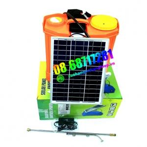 Bình Xịt Điện – Máy Diệt Côn Trùng SOLAR PANEL-20L