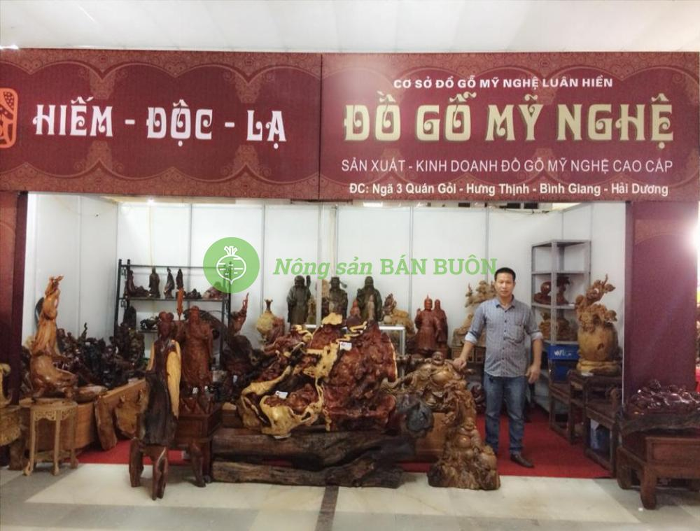 Đồ gỗ mỹ nghệ cao cấp