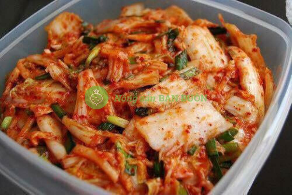 Kim chi sạch