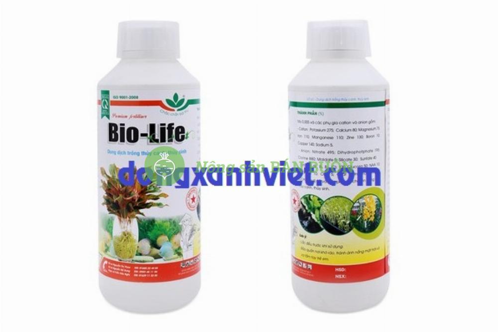Dung dịch thủy canh Biolife 1 lít