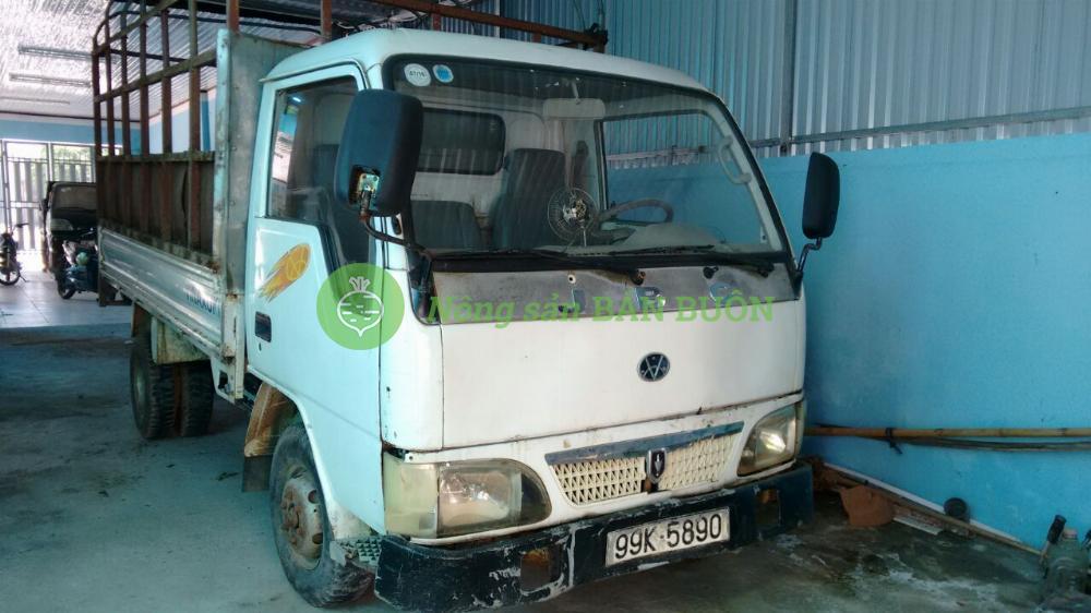 Ô tô tải thùng Vinaxuki, 1 tấn, 2007