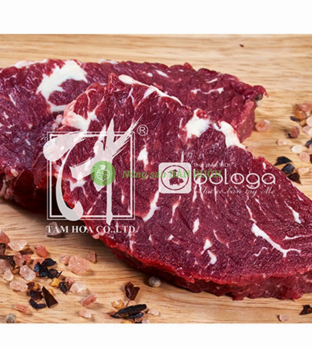 Thịt bò sạch Bologa