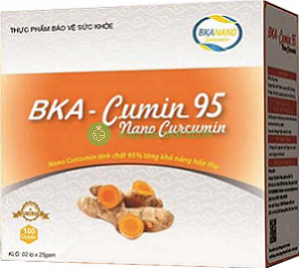 BKA Cumin 95 (120 liều dùng)