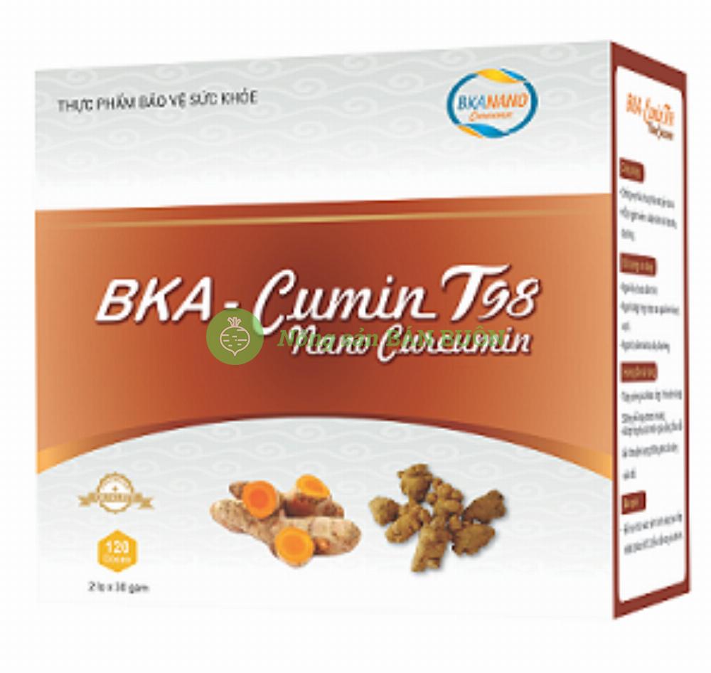 BKA Cumin T98 (120 liều dùng)