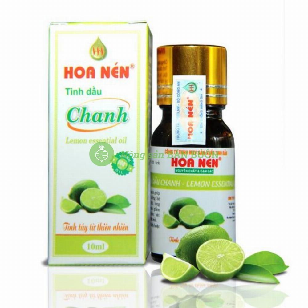 TINH DẦU CHANH 10 ML – LEMON OIL