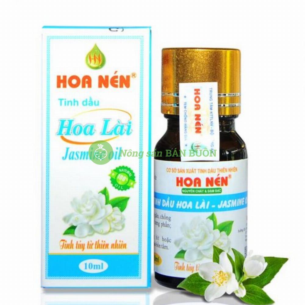 TINH DẦU HOA LÀI 10ML- JASMINE ESSENTIAL OIL