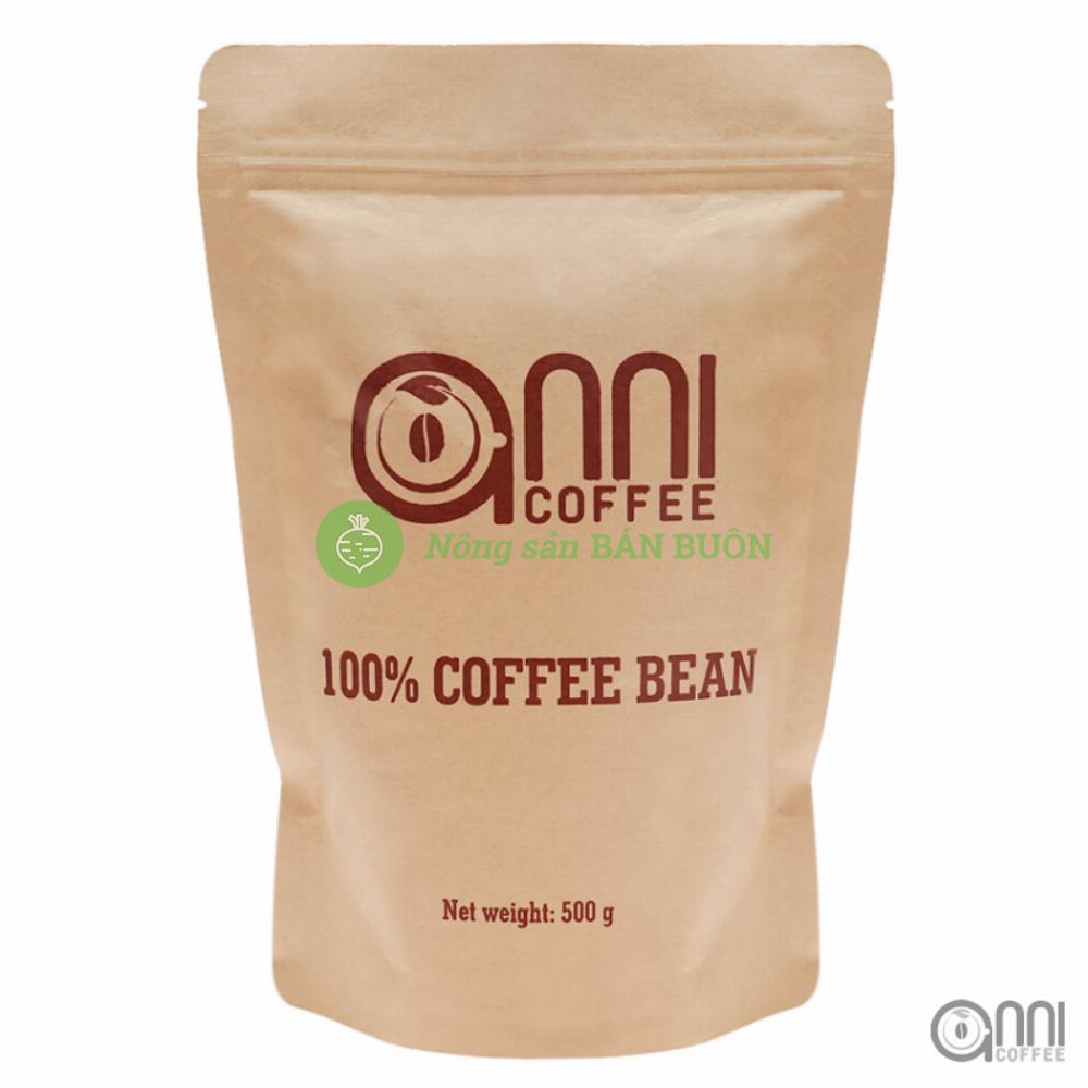 Cà phê hạt 100% Arabica
