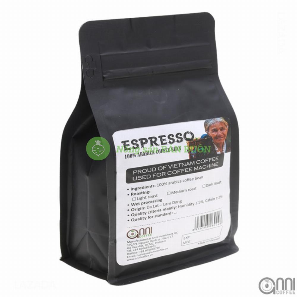 Espresso ( 100% Arabica coffee bean -Cau Dat)