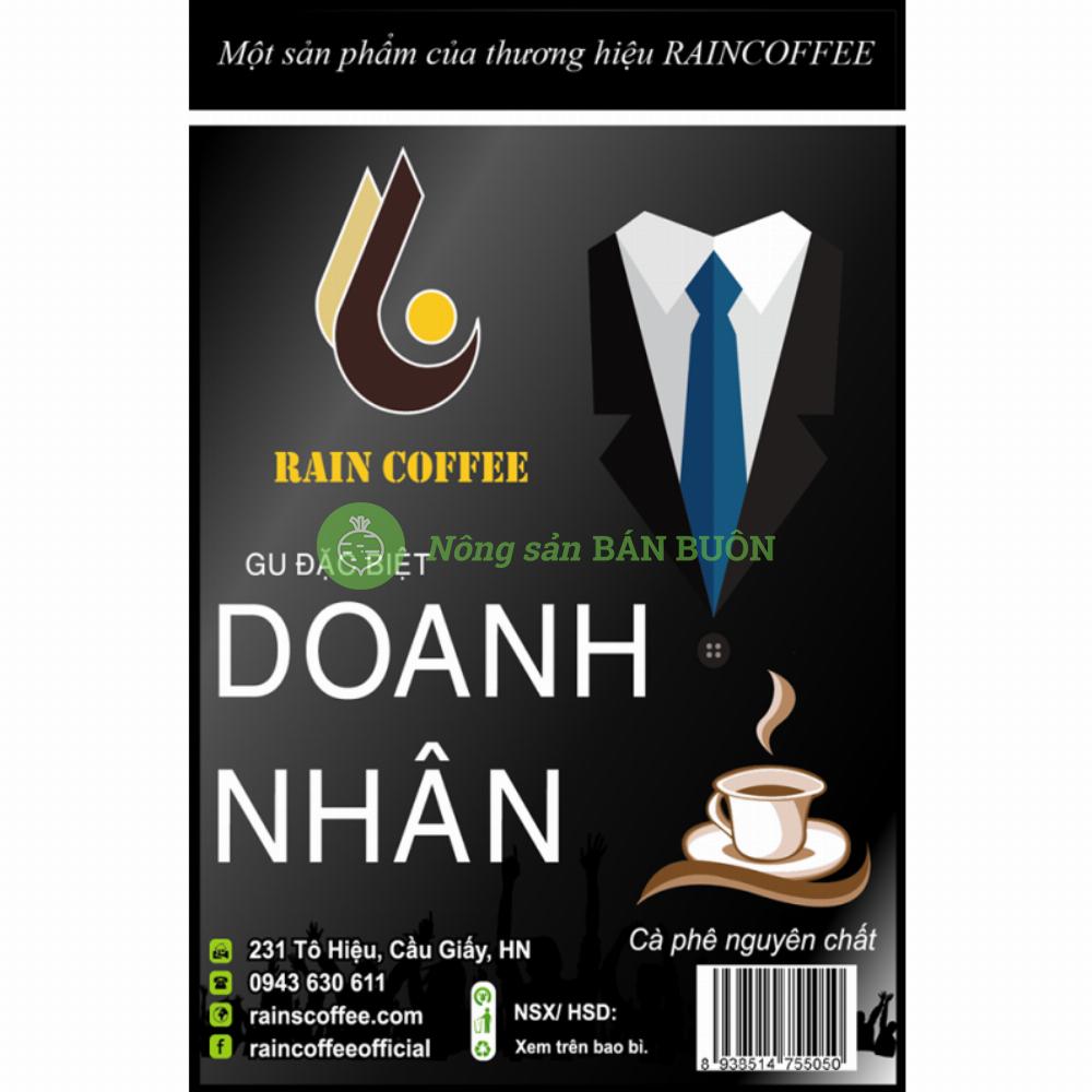 Cà phê GU DOANH NHÂN