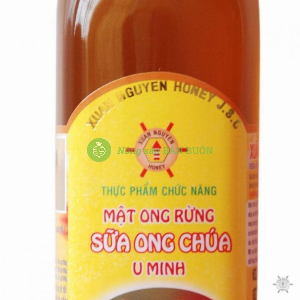 Mật ong rừng sữa ong chúa U Minh 500ml