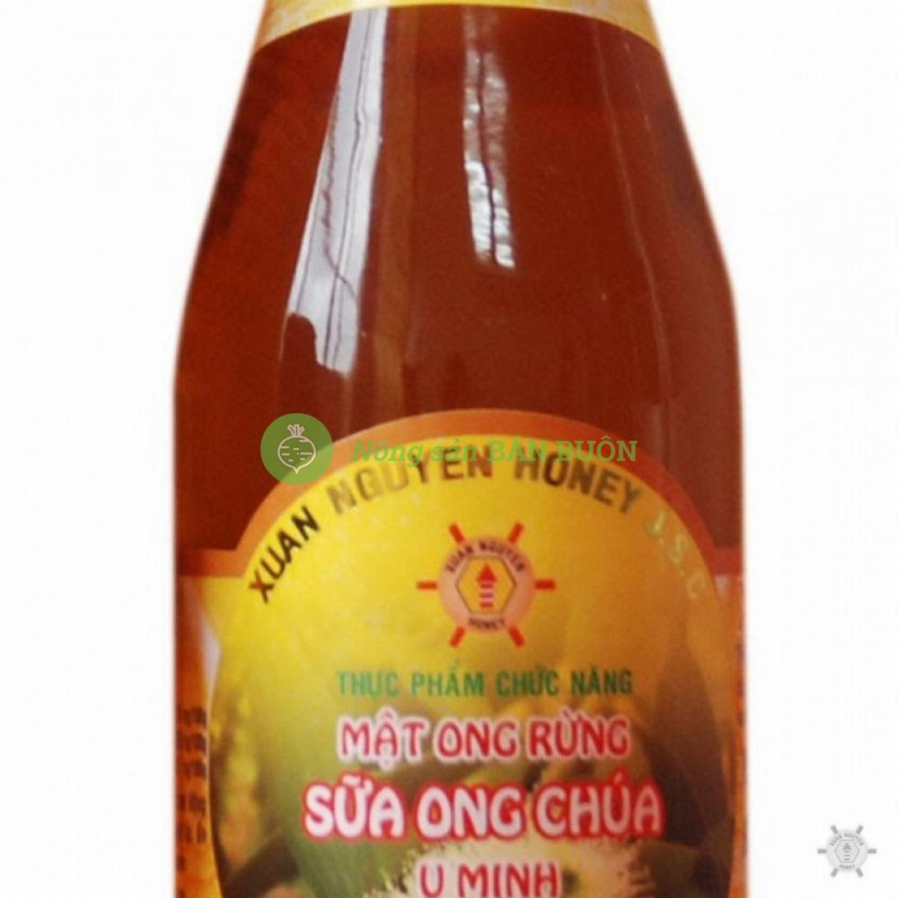 Mật ong rừng sữa ong chúa U Minh 200ml