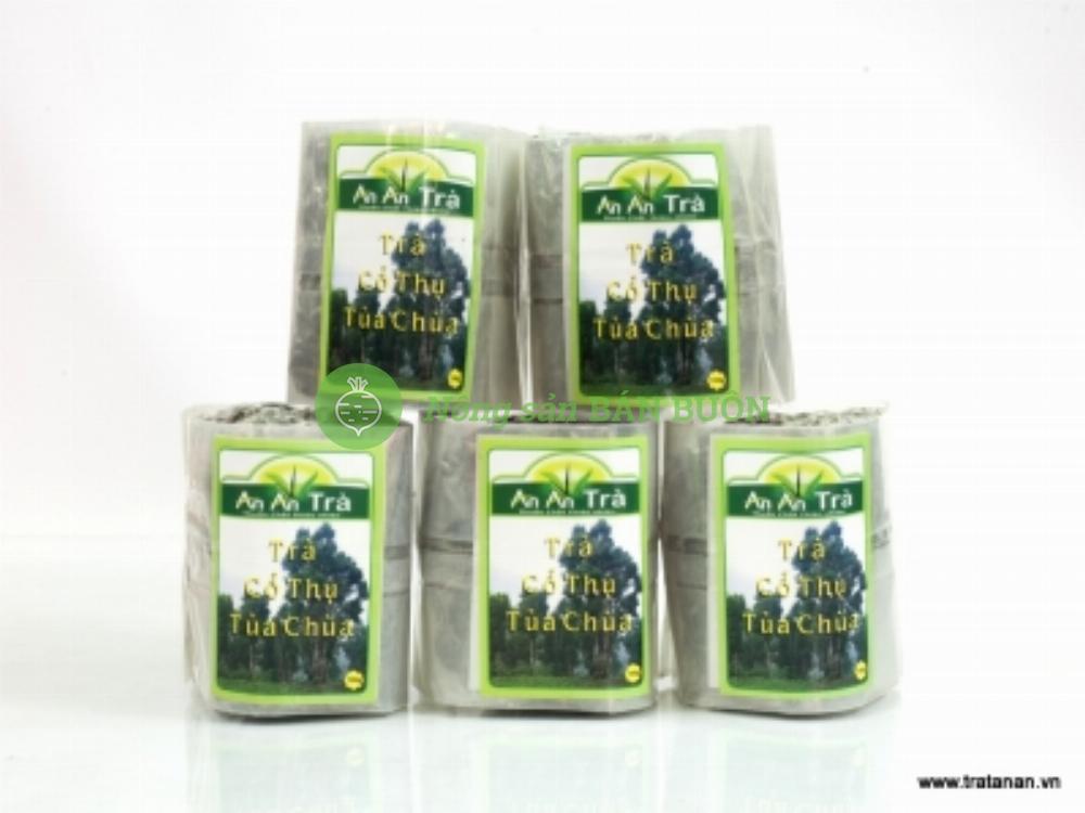 Trà Đinh/ Trà xanh Shan Tuyết Cổ Thụ Tủa Chùa - Điện Biên 100g