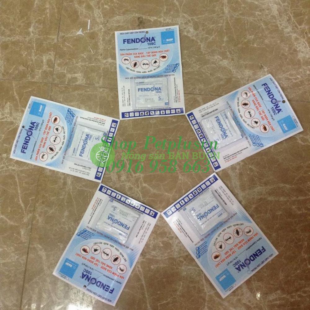 Thuốc diệt Muỗi FENDONA 10SC 5ml