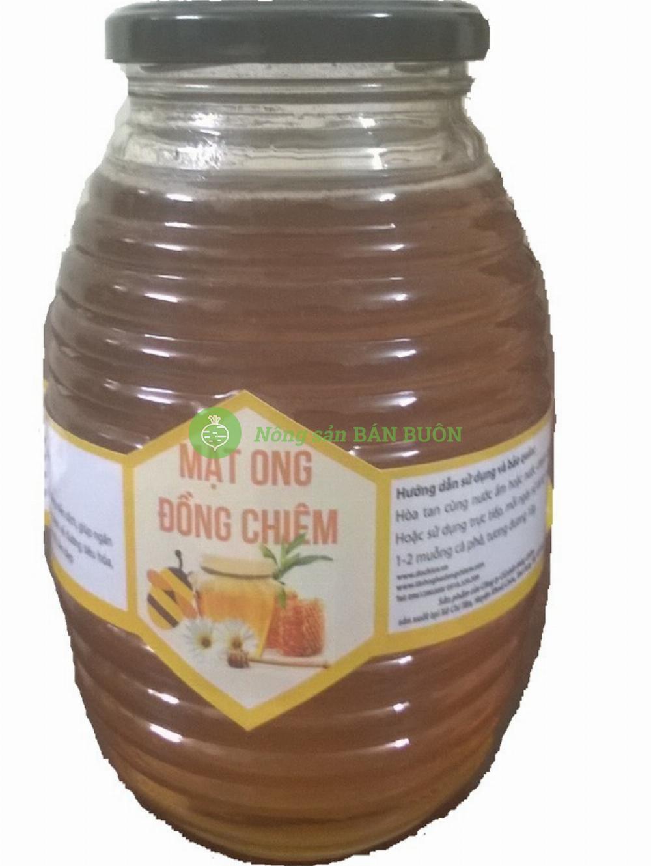 Mật ong Đồng Chiêm 750ml