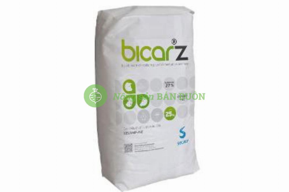 Sodium bicardbonate, soda nóng, soda lạnh, xử lý nước, tăng kiềm, giá cạnh tranh