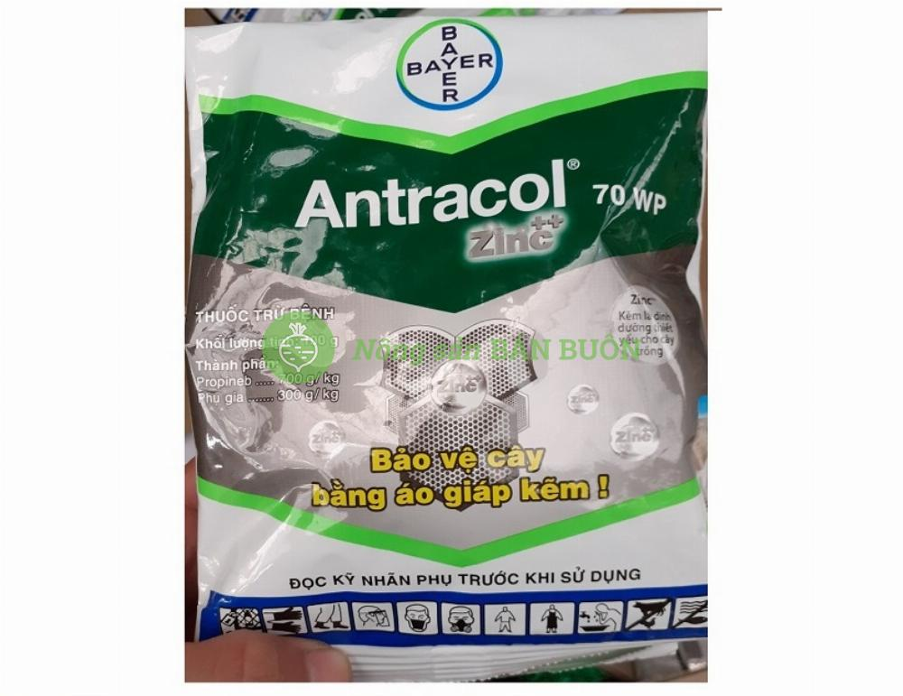Antracol 70wp gói 100g trừ nấm bệnh dùng cho cây trồng