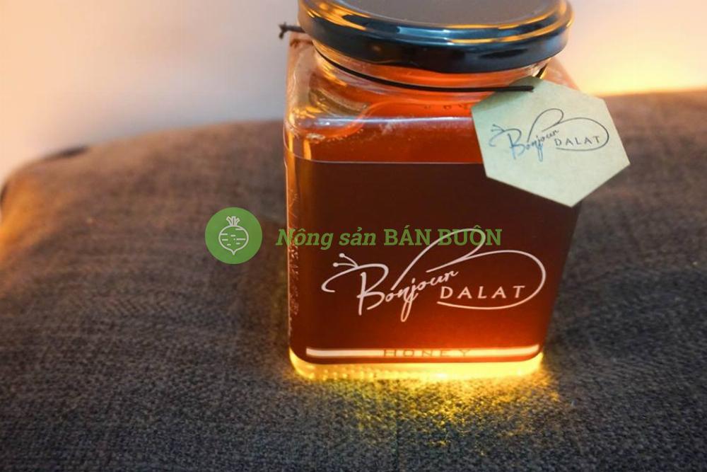 Mật ong hoa cafe Lâm Đồng