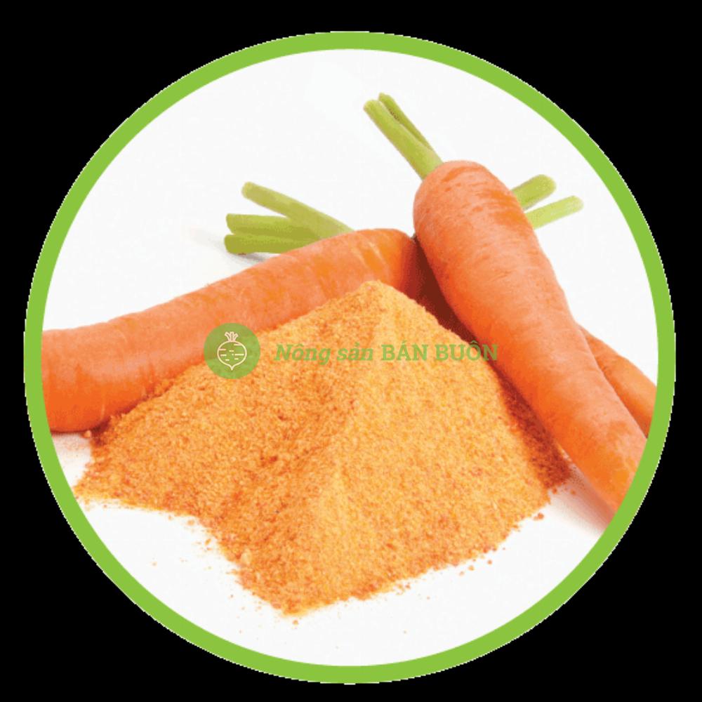 Bột cà rốt nguyên chất Carrot powder