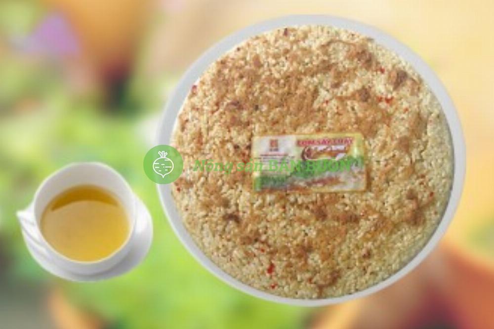 Cơm sấy tròn chay lớn - TLC (180g)