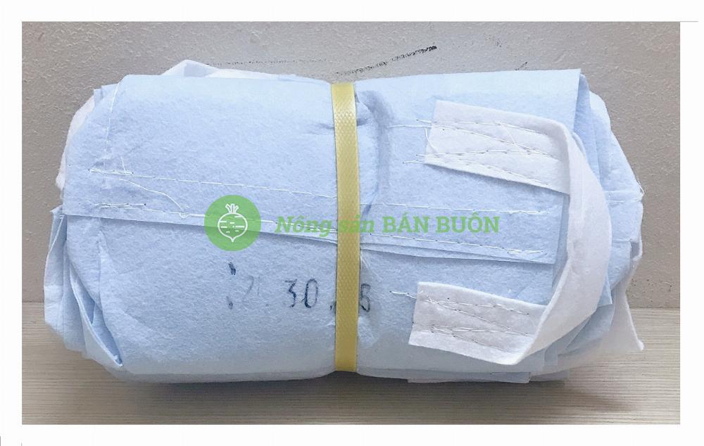 Túi Vải Việt Nam 30x25Cm - Túi vải trồng cây 30x25!