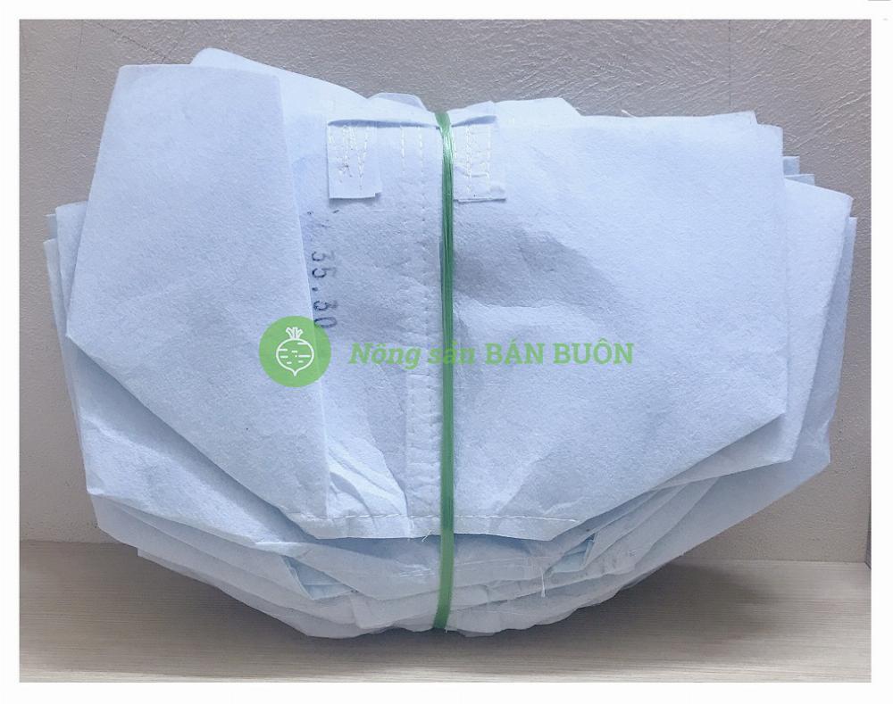 10 Túi Vải Việt Nam 35x30Cm - Túi Vải Trồng Cây 35x30cm